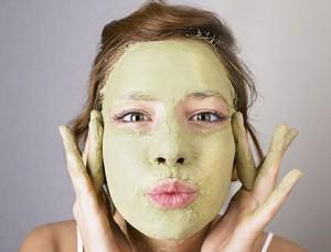 masques pour le visage aux fruits