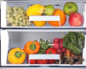 les fruits et légumes que nous stockons mal