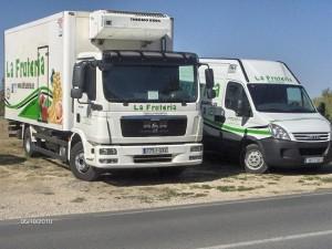 camion et camionnette