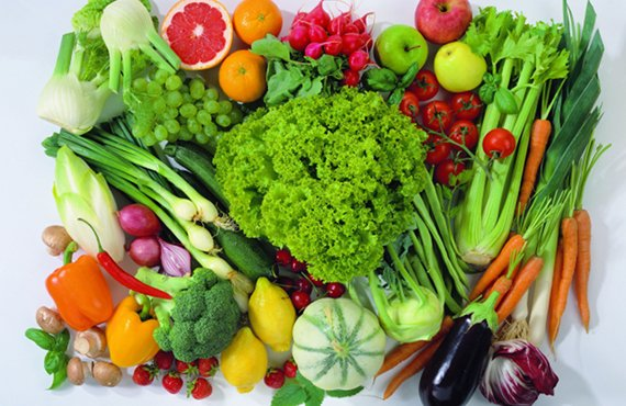 les fruits et légumes les plus sains du monde