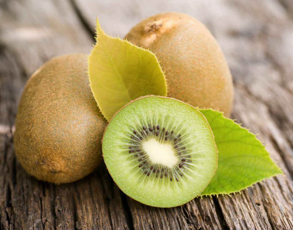 kiwis - fruit d'hiver