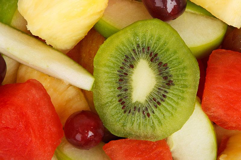 meilleures salades de fruits fruits d'été