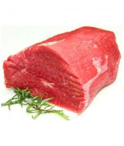 Steak de ronde de veau biologique
